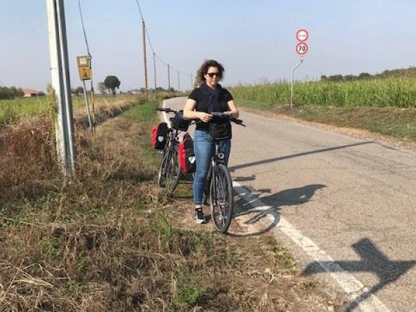 Standplaats Volta Mantovana fietsvakantie oktober noord italië (11)