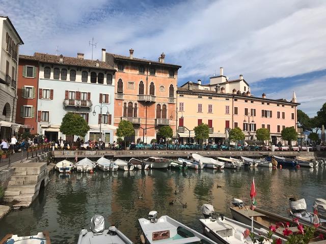 Standplaats Volta Mantovana fietsvakantie oktober noord italië (3)
