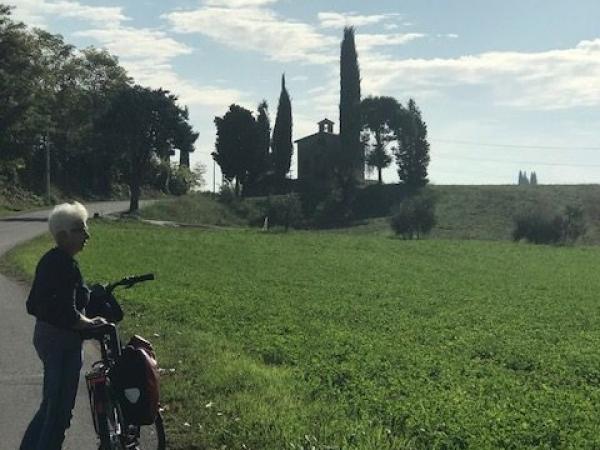 Standplaats Volta Mantovana fietsvakantie oktober noord italië (4)
