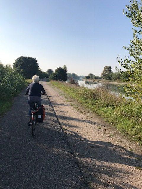 Standplaats Volta Mantovana fietsvakantie oktober noord italië (9)
