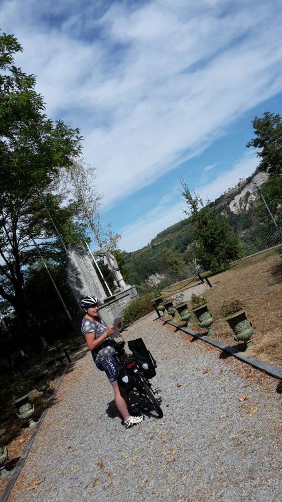 Fietsen in Piemonte Cuneo Noord Italië (16)