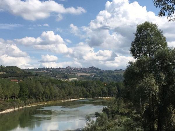 Fietsen in Piemonte Cuneo Noord Italië (27)