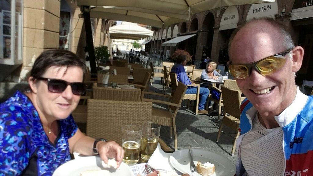 Fietsen in Piemonte Cuneo Noord Italië (4)