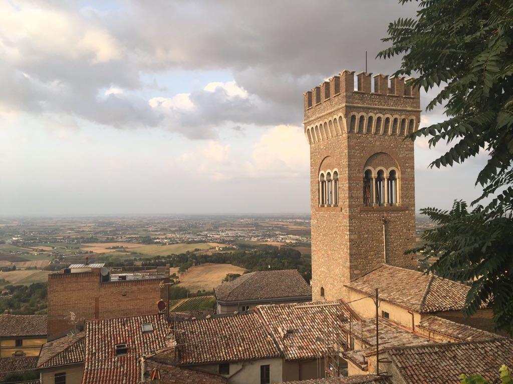 Fietsvakantie Romagna Noord Italië (8)