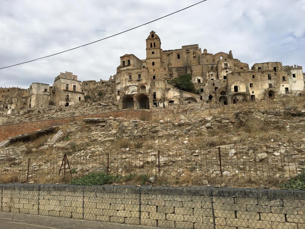 Wielrennen in Puglia Basilicata Zuid Italië (1)