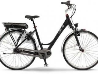 Elektrische huurfiets standplaats fietsvakantie Volta Mantovana