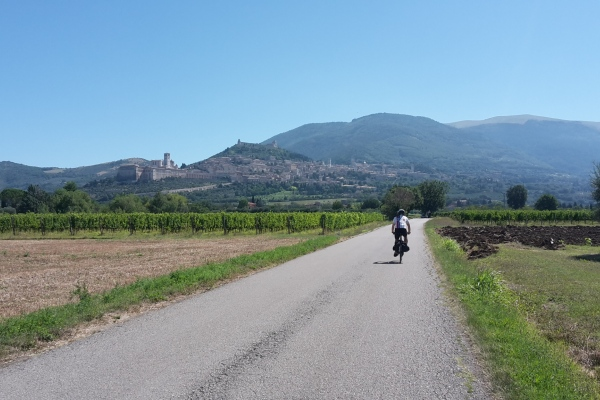 Fietsvakantie Umbrië 12 dagen - fietstocht Grande Umbria Italië