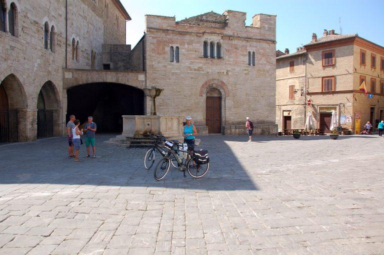 Fietsen in Umbrië