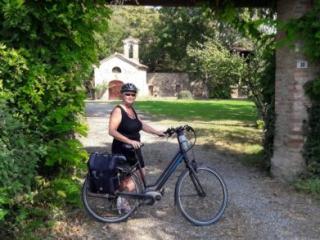 Fietstocht in Emilia - fietsvakantie Italië