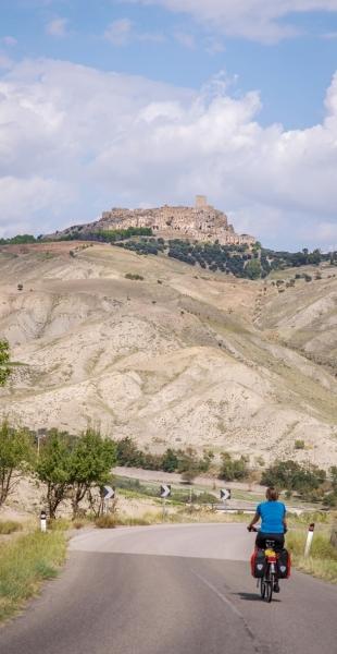Fietsvakantie Italië - fietsreis Basilicata