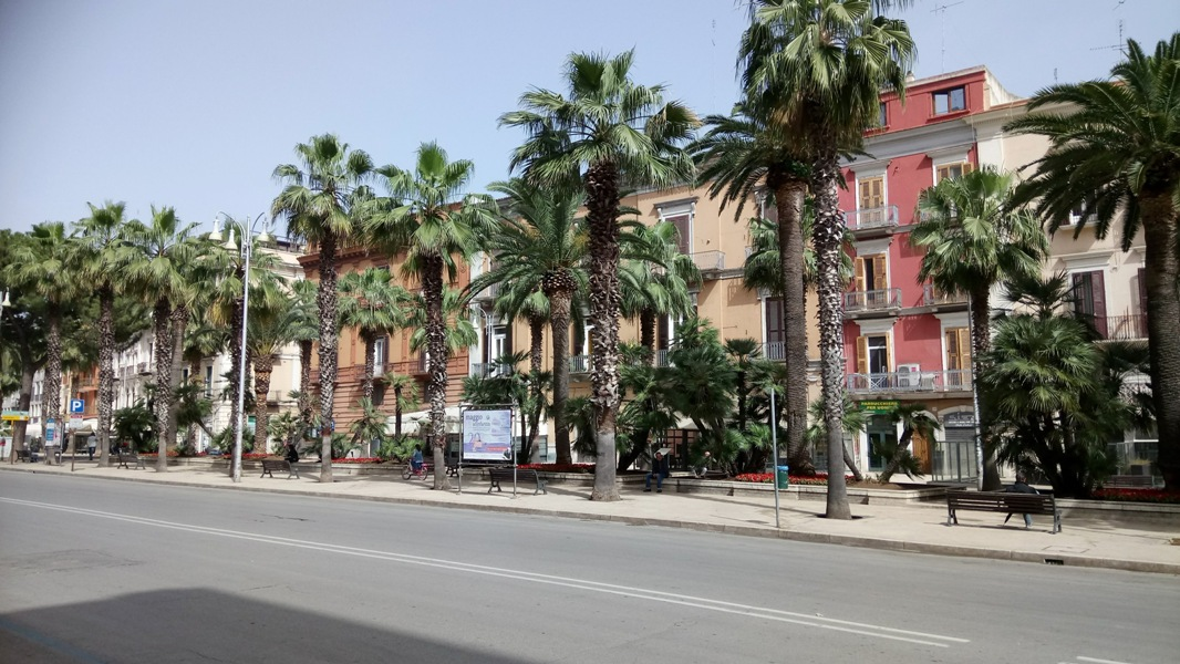 Fietsvakantie Zuid Italië - fietsreis in Basilicata