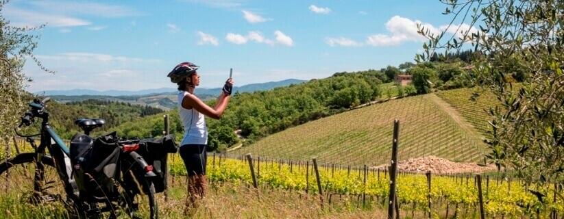 Fietsvakantie Italie - Toscane Piemonte Puglia