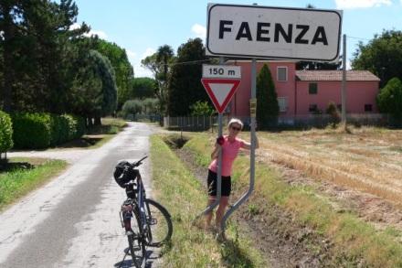 Fietsvakantie in Romagna