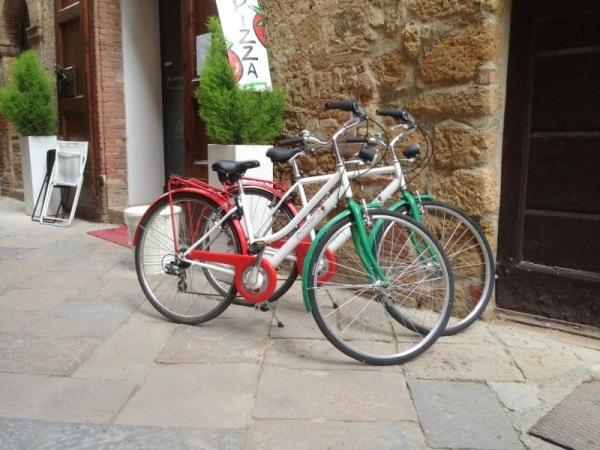 Fietsvakantie Toscane Le Crete Senesi - fietstocht in Toscane Siena