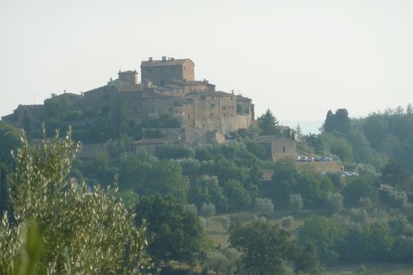 Fietsvakantie Toscane Le Crete Senesi - fietstocht Toscane Siena
