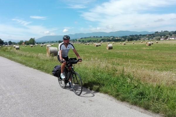 Fietsvakantie Umbrie - fietsreis standplaats