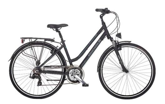 Hybride huurfiets dames fietsvakanties Umbrië