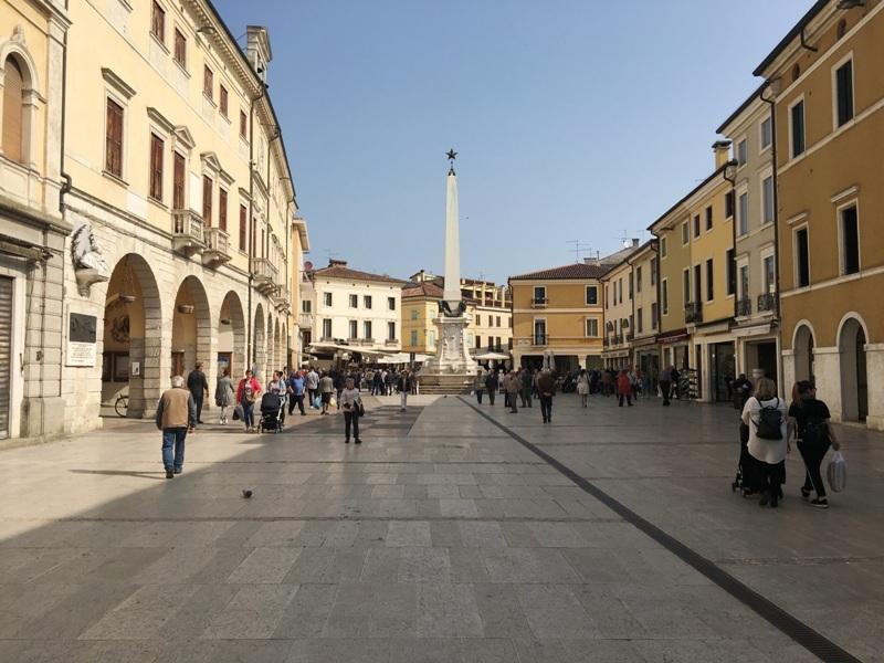 Fietsvakantie standplaats Veneto - fietsen in Italië