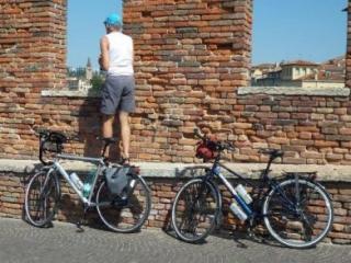 Fietsvakantie standplaats Italië