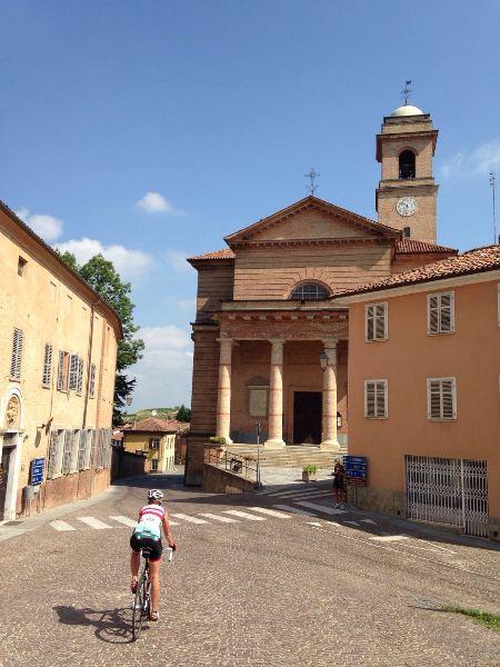 Racefiets fietsvakantie Italië - Piemonte voor wielrenners