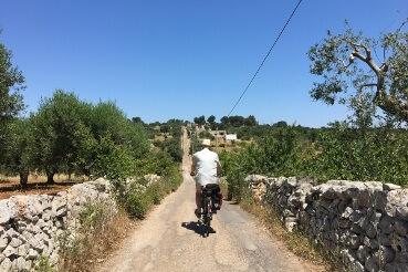 Fietsvakantie in Puglia