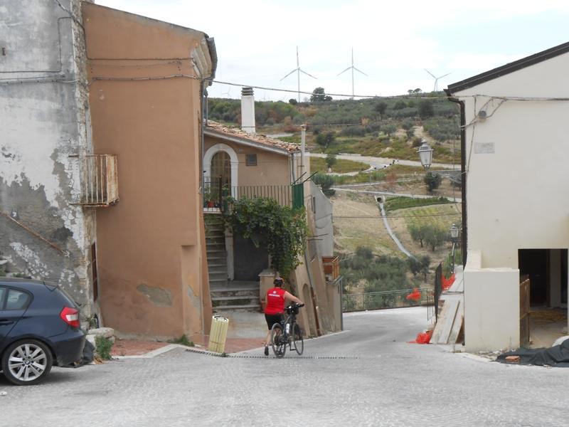 Fietsvakantie Molise Zuid Italië