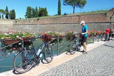 Fietsvakantie in Lombardije Emilia
