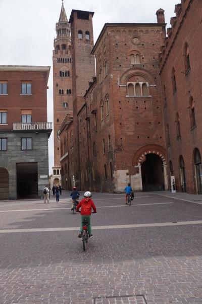 Fietsvakantie voor gezinnen Lombardije Emilia 8 dagen