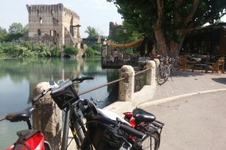 Uitgelichte foto fietsvakantie-Volta-Mantovana-Noord-Italië