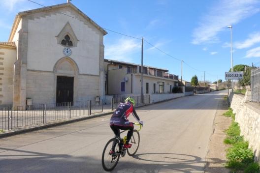 Wielrennen op Sicilië - koersfiets vakantie (1)