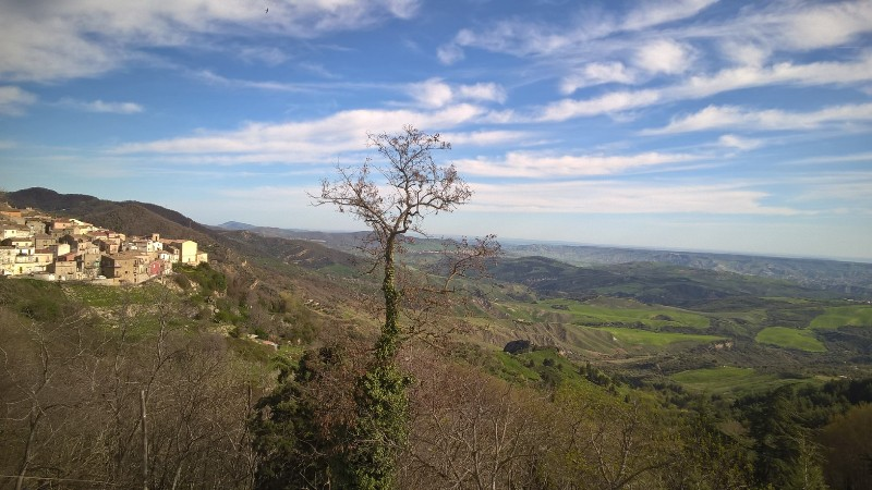 Fietsvakantie Italië - Zuid Italië - Basilicata