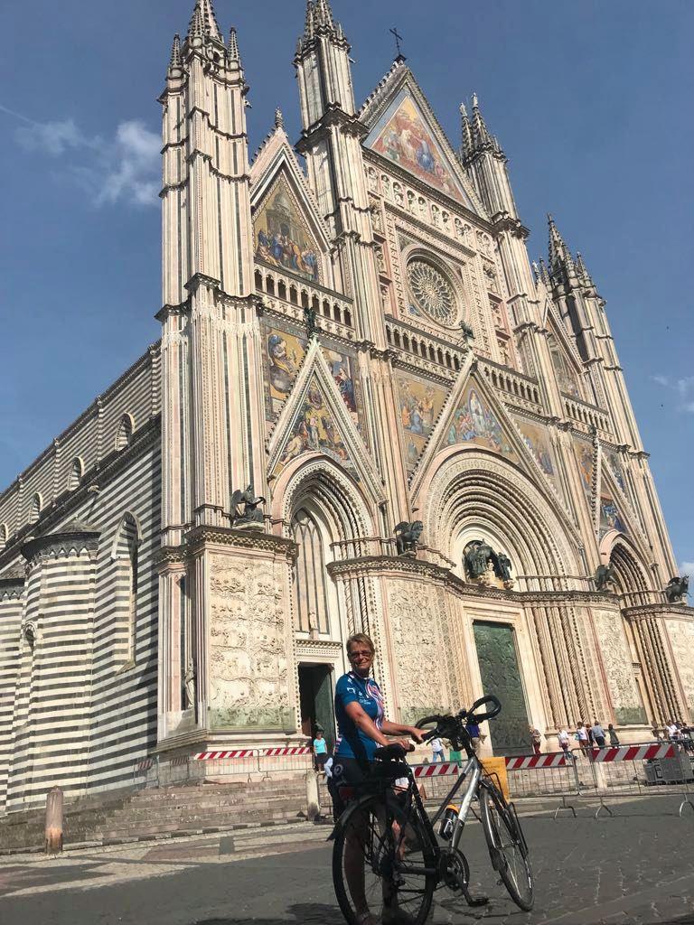 Fietsvakantie in Umbrië - Perugia Orvieto Todi Trasimeno