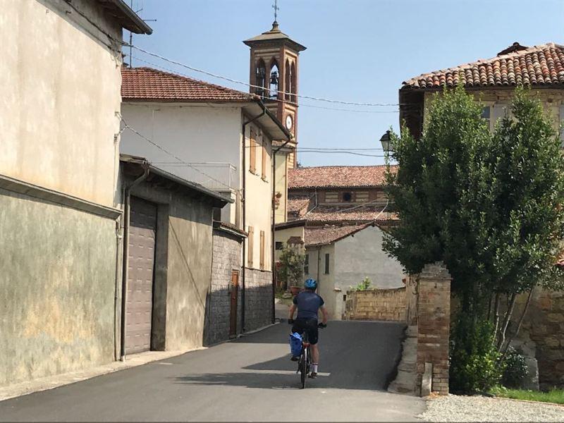 Fietsvakantie in Piemonte - fietsen in Noord Italië