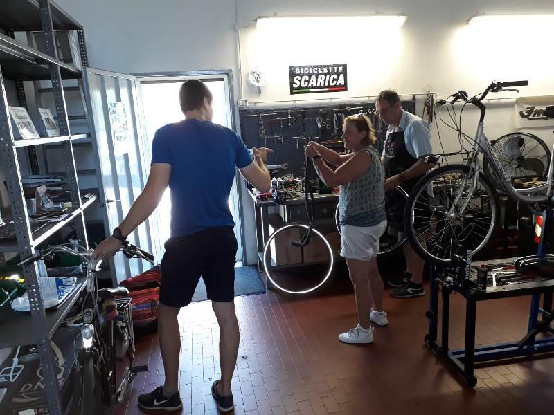 Fietsvakantie Lombardije Emilia 8 dagen - fietsen in Noord Italië