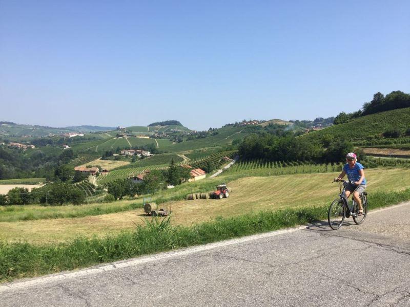 Fietsvakantie Piemonte Cuneo Noord Italië (7)