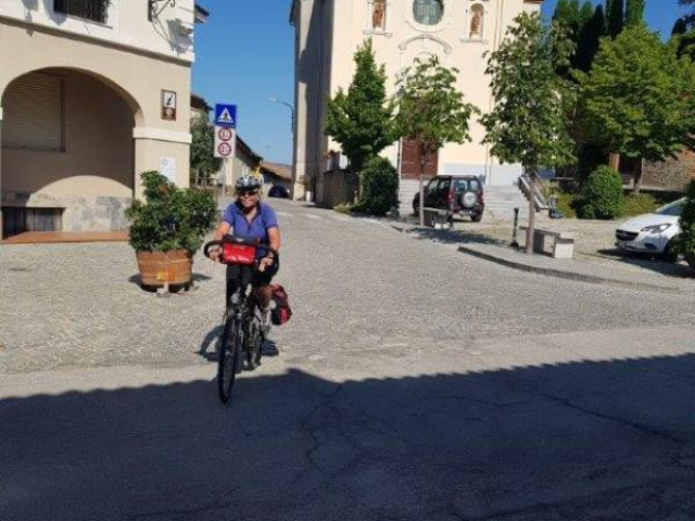 Fietsen in Piemonte
