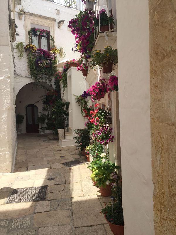 Fietsvakantie Puglia - de hiel van de laars - Zuid Italië