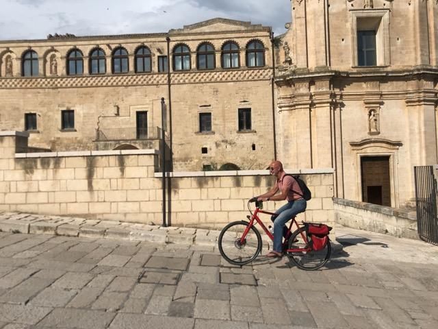 Fietsvakantie Basilicata - Carlo Levi