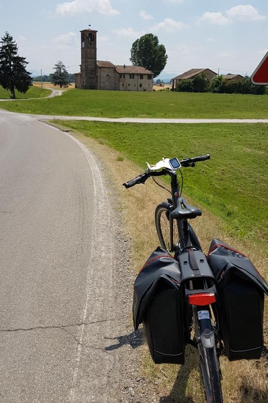 Fietsvakantie Emilia Deluxe - fietsen in Emilia