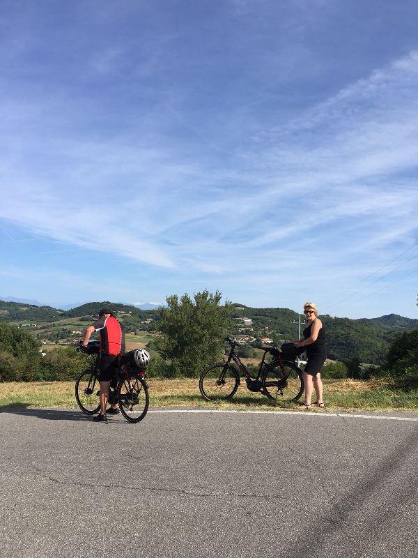 Fietsvakantie Piemonte - fietsen in Noord Italië