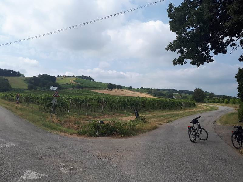 Fietsvakantie Romagna en Ferrara - fietsen in Noord Italië