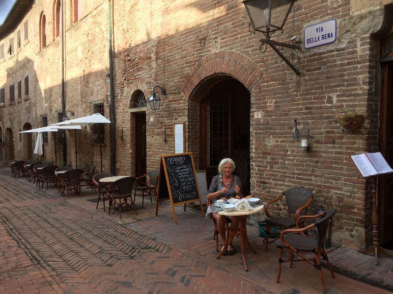 Fietsvakantie Toscane Classico