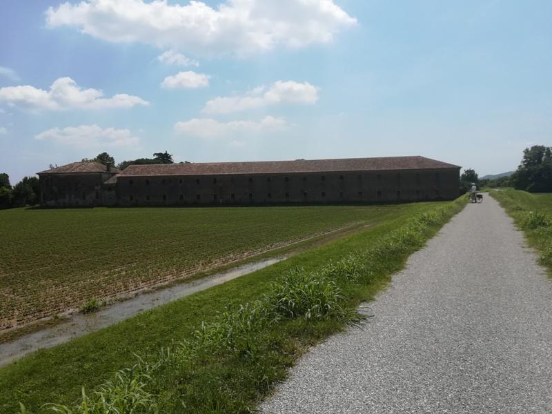 Fietsvakantie Veneto standplaatstocht