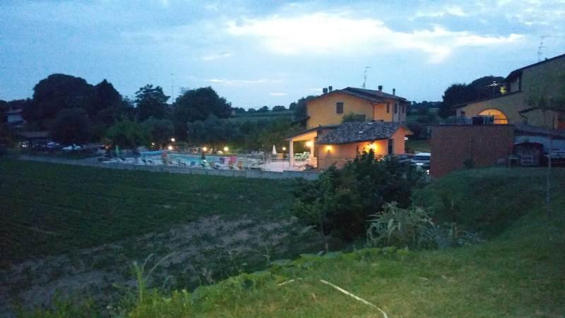 Fietsvakantie Volta Mantovana standplaats
