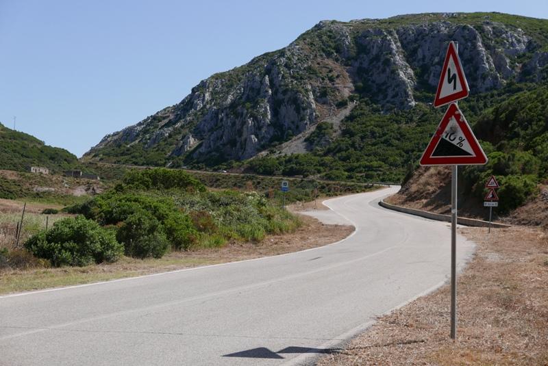Fietsvakantie Zuid West Sardinië