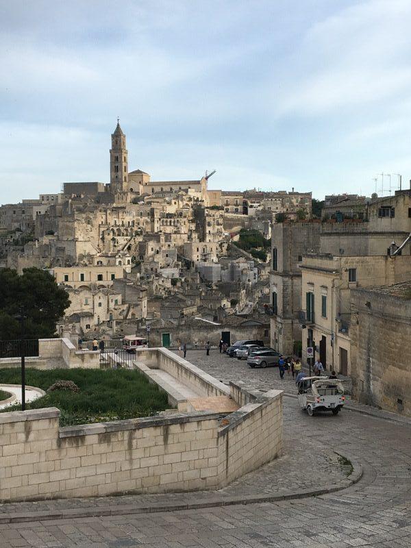 Fietsvakantie Basilicata Carlo Levi 1