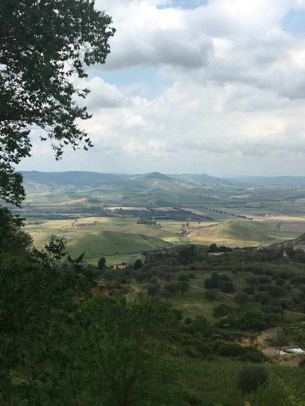 Fietsvakantie Basilicata Carlo Levi 7