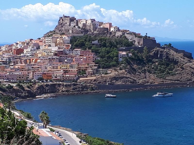 Fietsvakantie Noord Sardinië