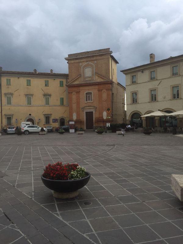 Fietsvakantie Umbrië standplaats