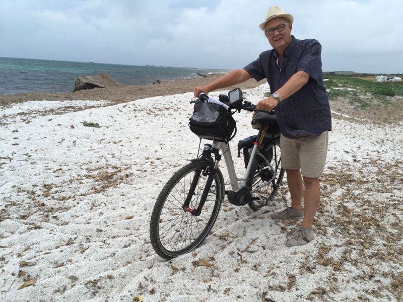 Fietsvakantie Zuid West Sardinië - fietstocht 1